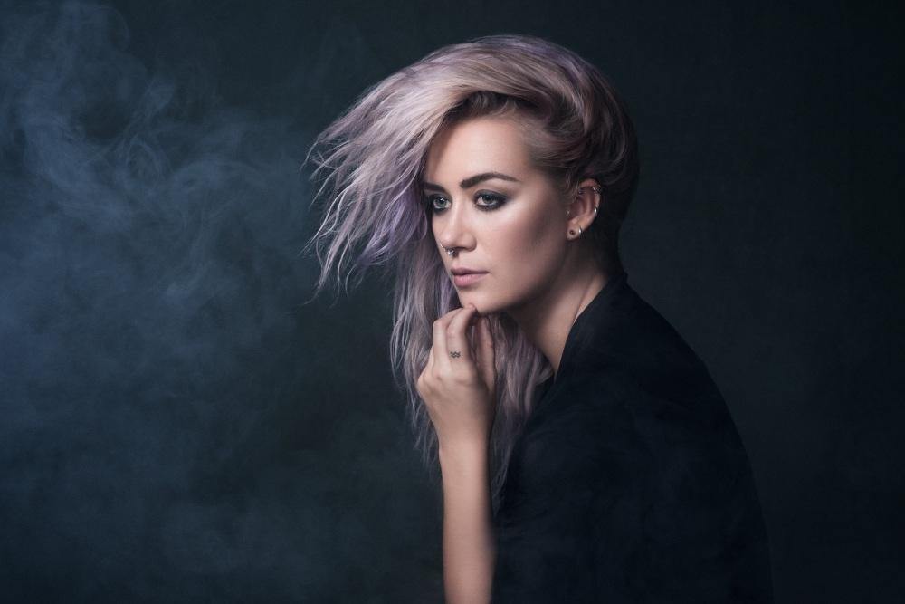 Ahead of her debut album Paroxysm, Steele is premiering her new single